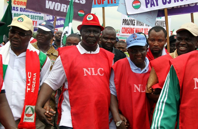 The Nigeria Labour Congress (NLC) calls off the nationwide strike.