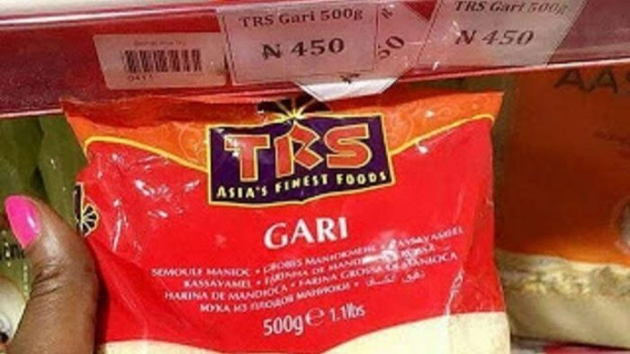 made in india garri