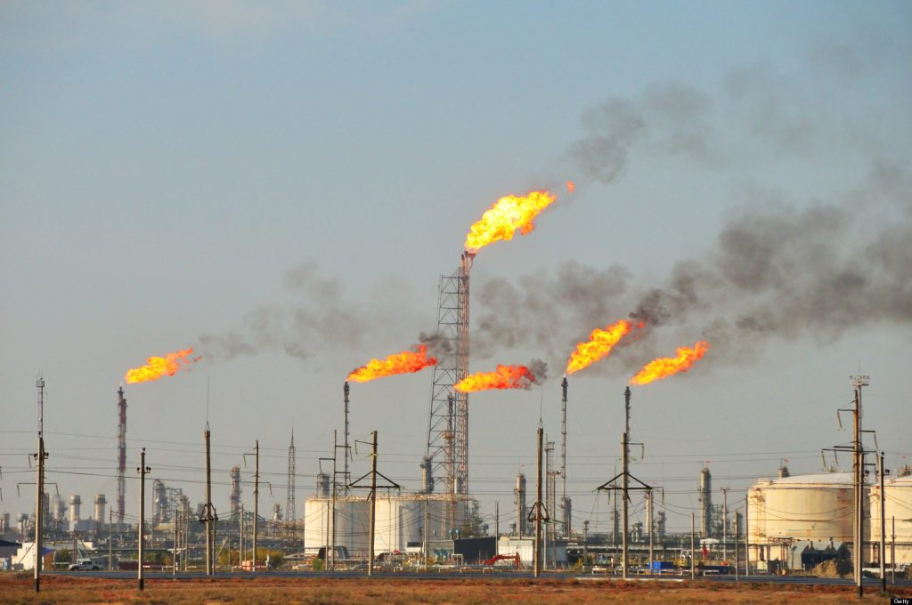 NNPC to support law against gas flaring