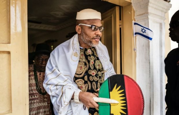 Nnamdi Kanu dares Wike says he will claim Rivers, Eight other states if referendum is granted