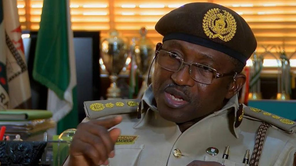 Immigration apprehened officers,other for job racketeering