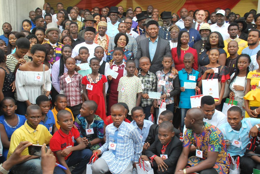 374 students benefits from Belemaoil host communities scholarship award
