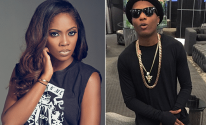 Tiwa Savage finally speaks on relationship with Wizkid