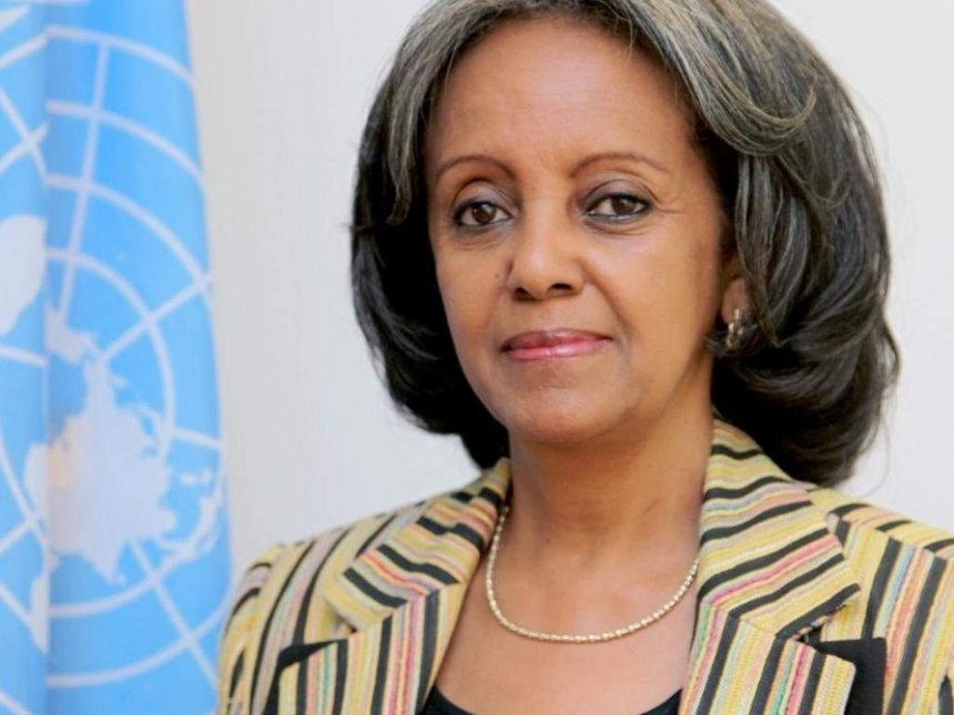 Ethiopia Appoints Sahle - Work Zewde as First Female President
