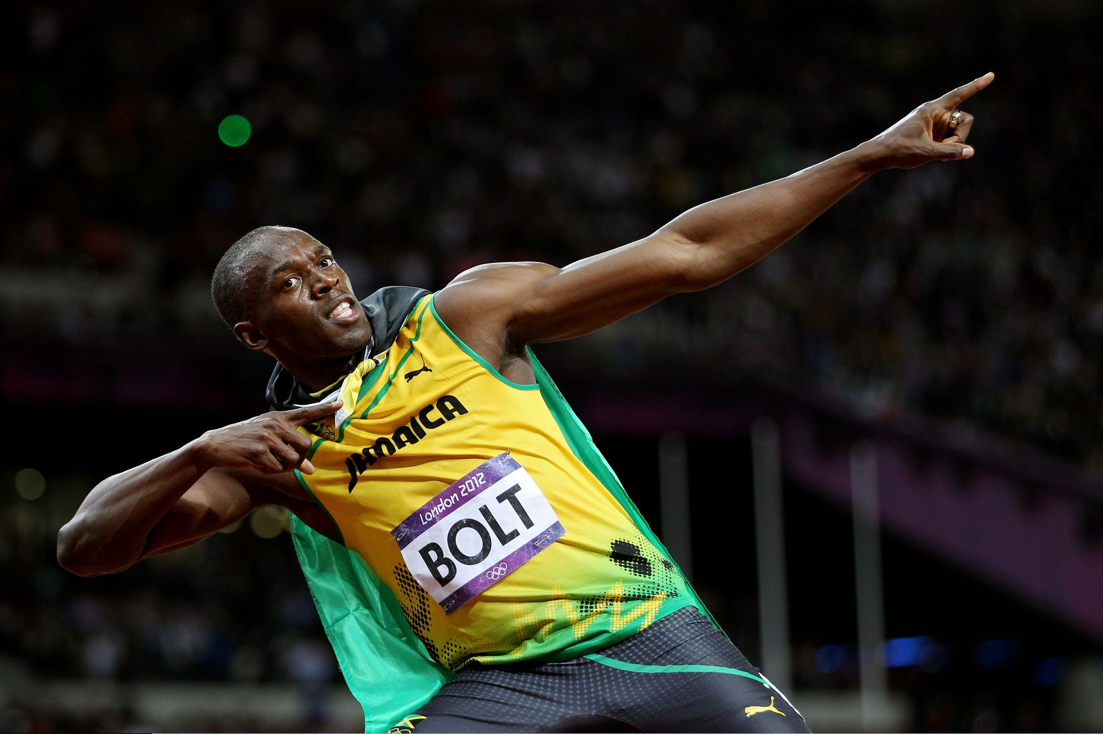 Photo of I've accomplished all i want in sports says Usain Bolt