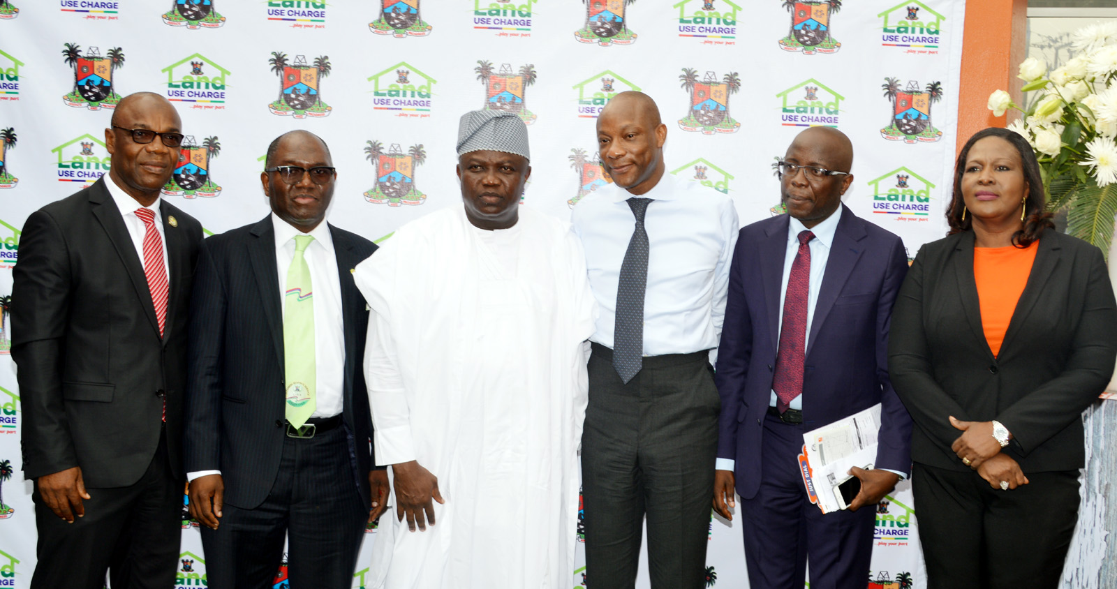 Photo of Governor Ambode flags off E-Tax payment campaign