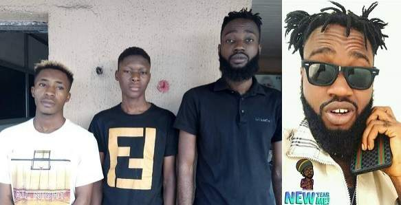 Photo of EFCC arrests three yahoo boys in Rivers