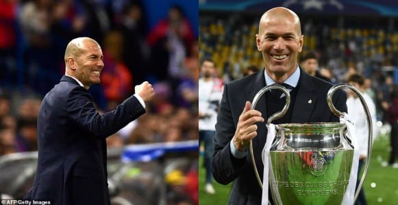 Photo of Real Madrid re-appoint Zinedine Zidane as manager