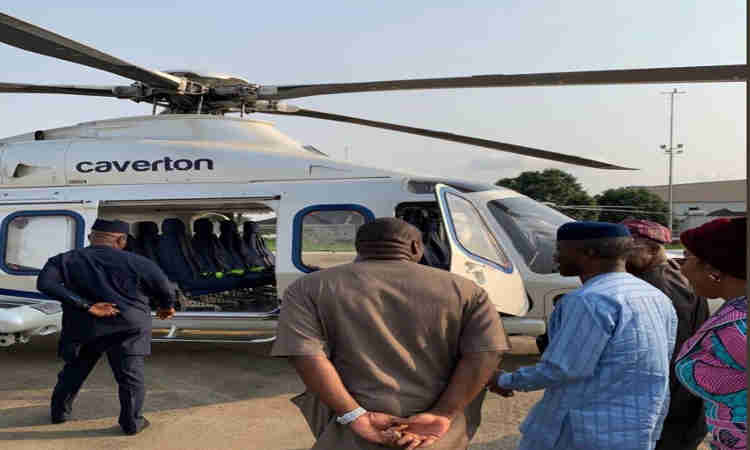 Photo of Aviation unions suspend plans to picket Caverton Helicopters
