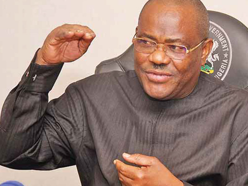 Photo of That Wike's call for forgiveness and unity government