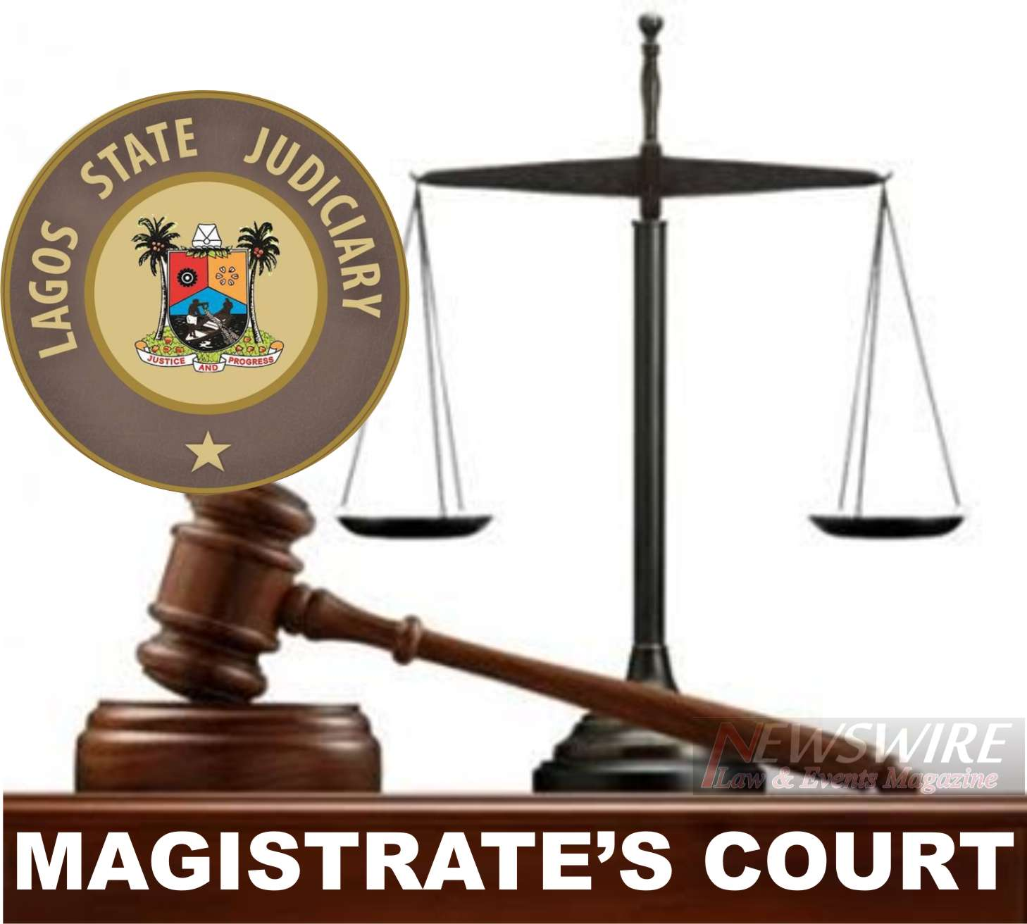 Photo of Lagos State: Court sentences man to prison for touching a lady's breast