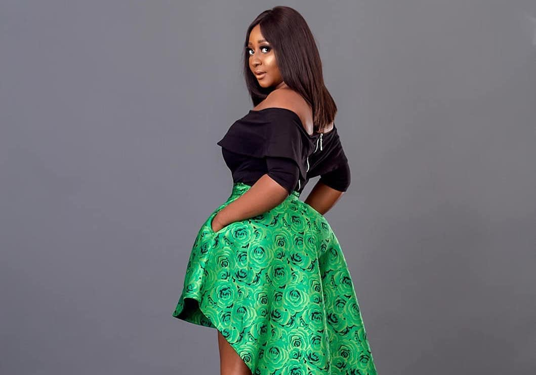 "Photo of ""I was just a young girl who love to act"" – Ini Edo"