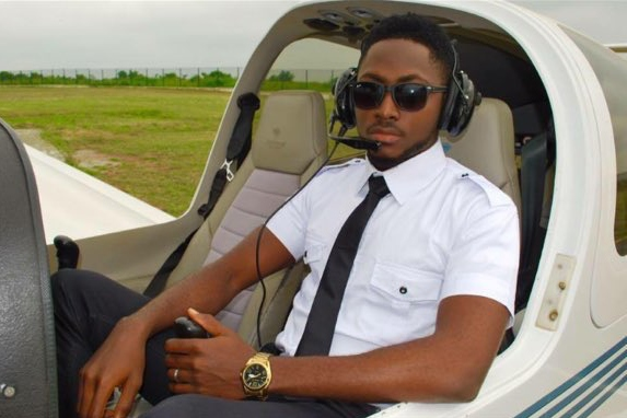 Photo of BBNaija's Miracle obtains certification as 'Instrument Rated' Pilot