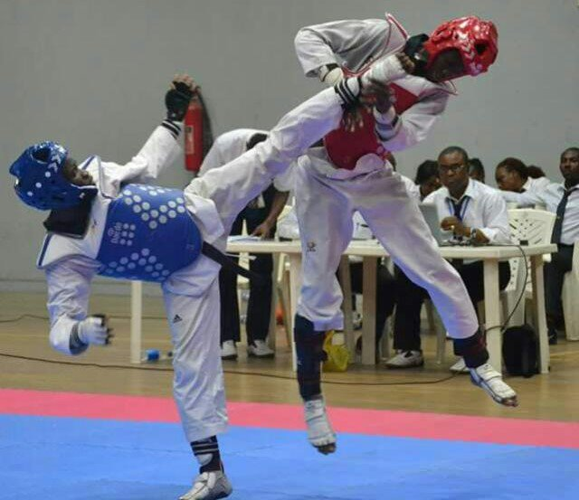Photo of Nigeria receives gold medal at 12th African Games in Taekwondo