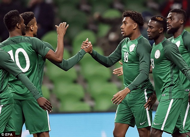 Photo of Ndidi, Chukwueze, Iwobi ranked Nigeria's best three in Europe
