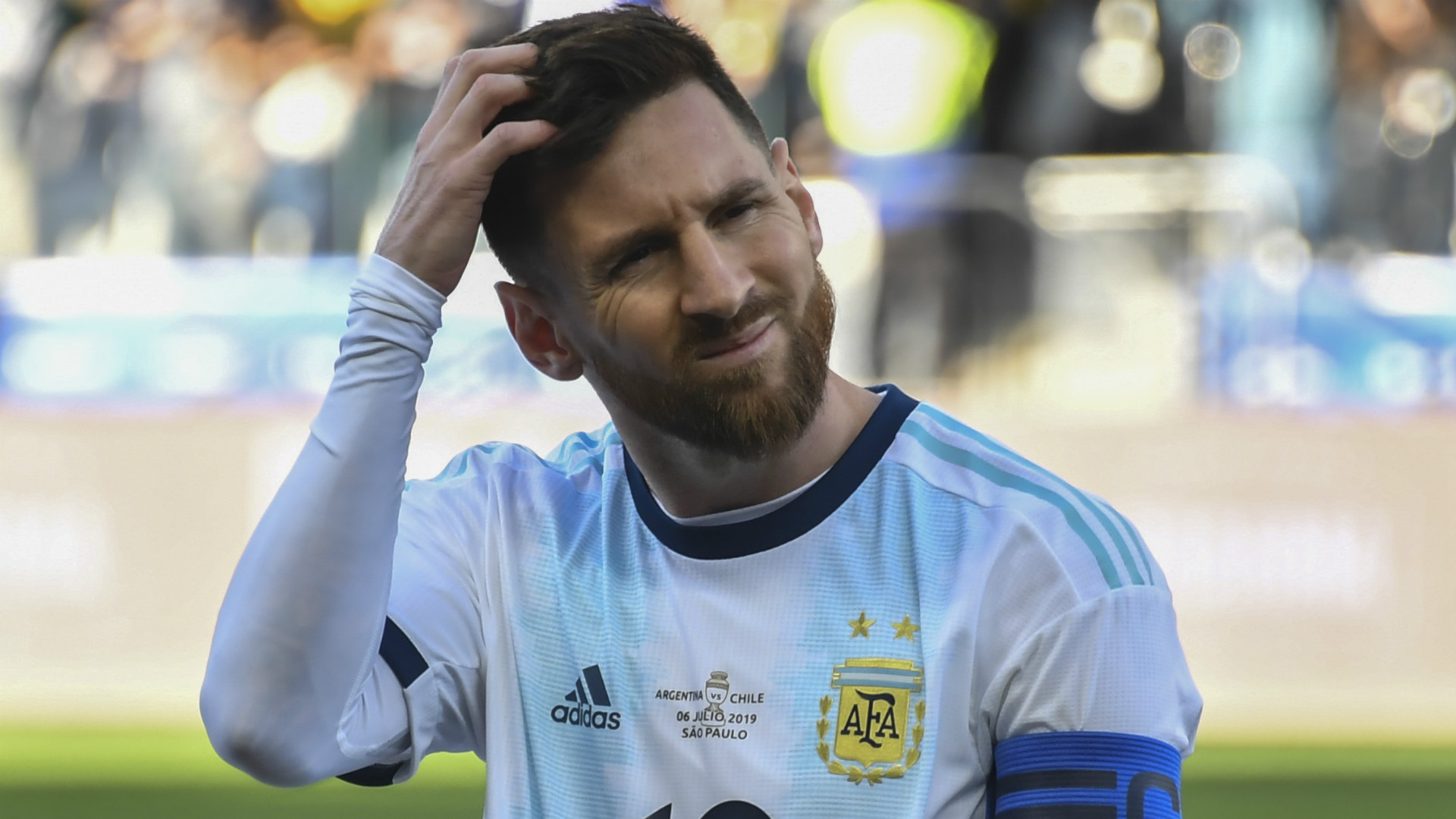 Photo of Messi banned from International football, says Copa America corrupt
