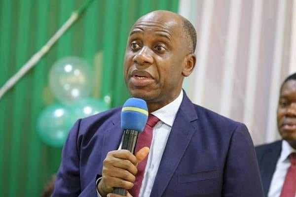 Photo of Amaechi says Nigeria set to develop Technology For Rail Lines Construction In The Next 10 years